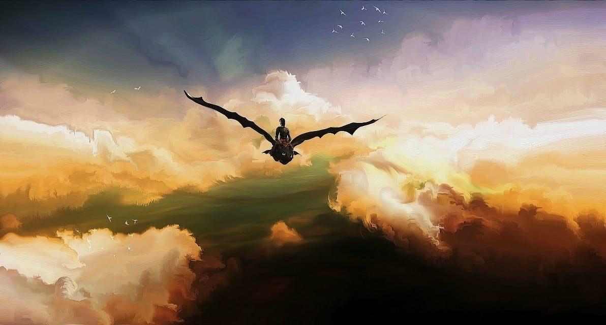 el arte de como en entrenar a tu dragon Art Book