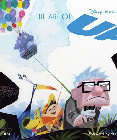 the art of up - artbook