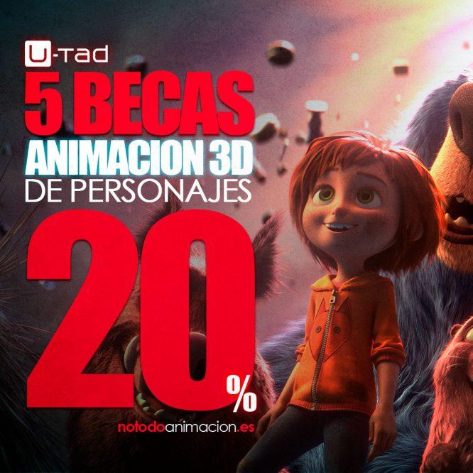 curso animación 3d