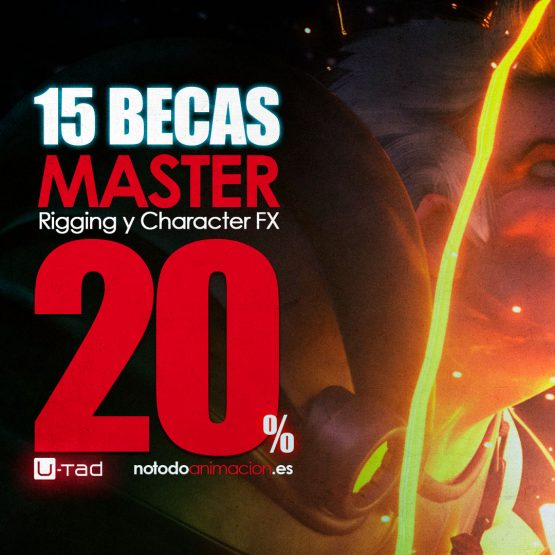 Master en Rigging y Character FX