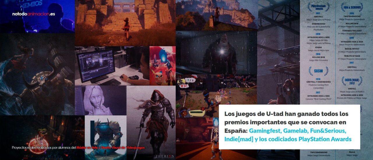 Curso de arte y diseño visual para videojuegos