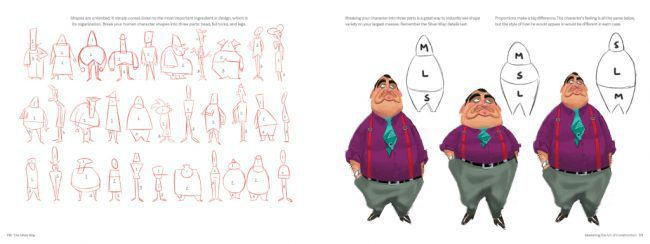 the silver way: techniques, tips, and tutorials for effective character design stephen silver
