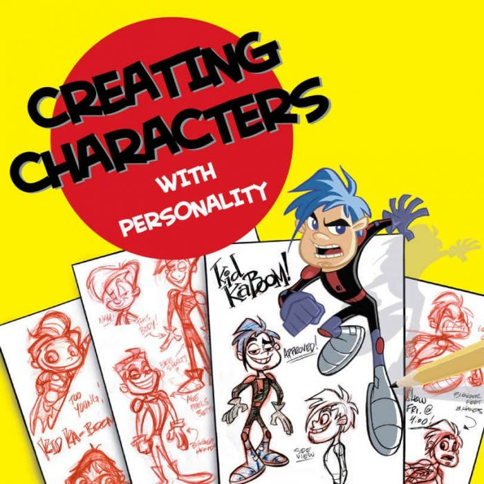 Creating Characters With Personality | Tom Bancroft