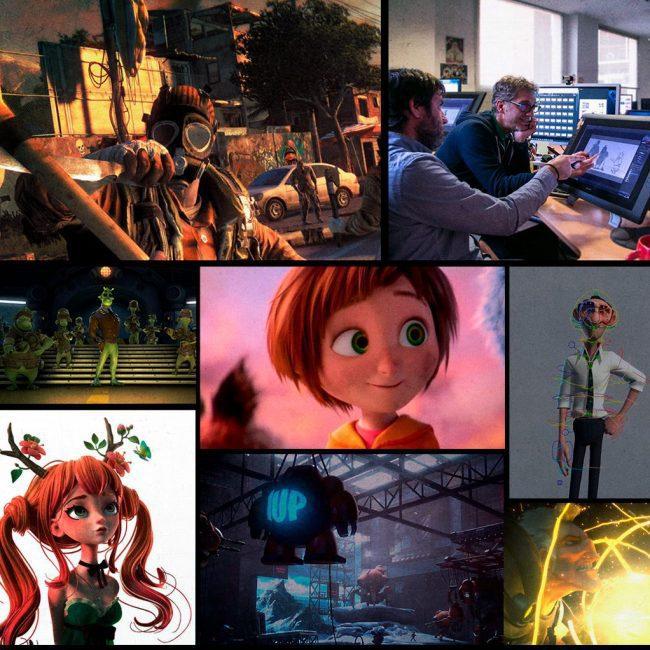 produccion de animacion