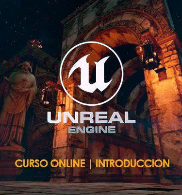 CURSO ONLINE UNREAL EN ESPAÑOL