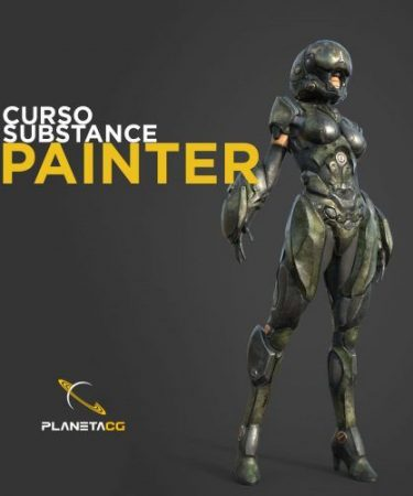Curso online de Substance Painter