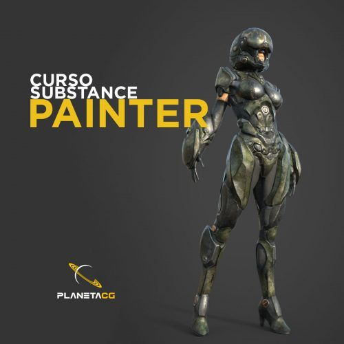 Curso online de Substance Painter