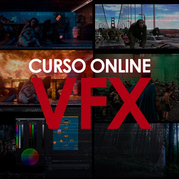 curso online de VFX en español