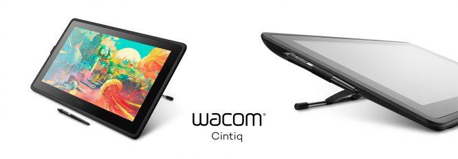 nueva wacom cintiq 22