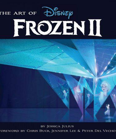 The Art Of Frozen 2 - ARTBOOK disney Frozen Art Book, Animated Movie Book