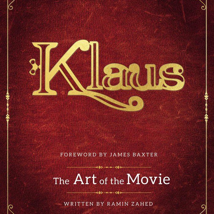 Klaus: The Art of the Movie ArtBook