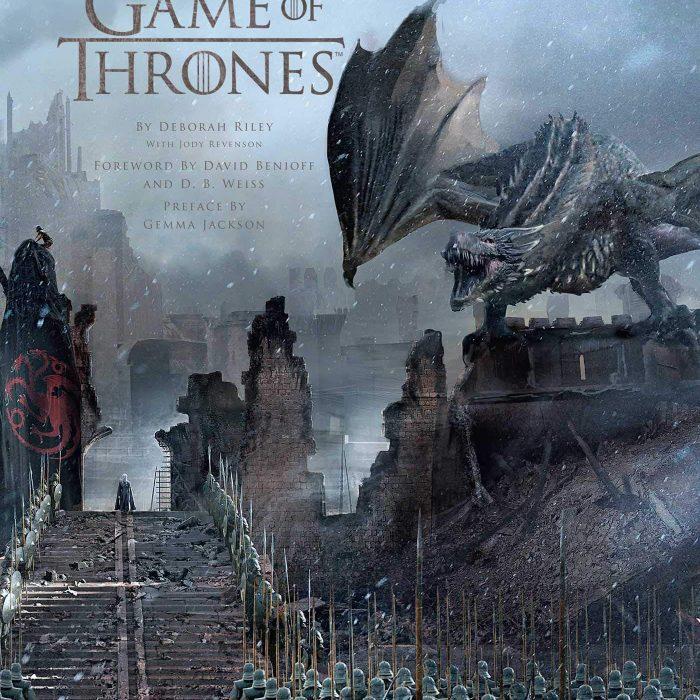 art book game of thrones