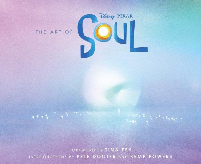 pixar soul artbook