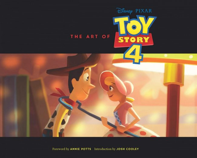 The Art Of Toy Story 4 - toy Story Art Book - Pixar Animation Process Book