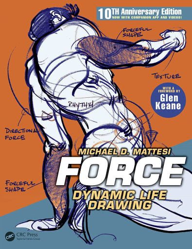 comprar libro FORCE: Dynamic Life Drawing