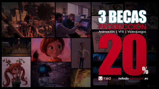 producción para animación