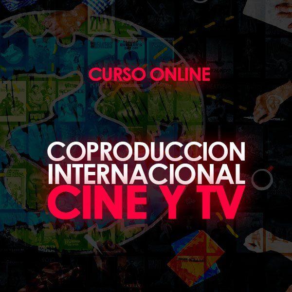 curso online de coproduccion internacional cine y tv