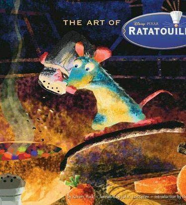 ratatouille art book