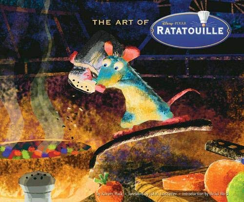 ratatouille art book