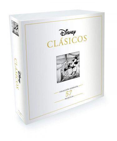 Los 57 clásicos de la animación de Disney | Colección completa