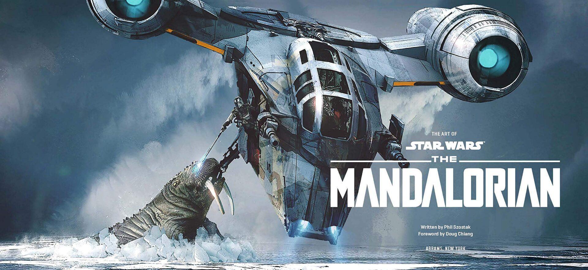 The Art of Star Wars: The Mandalorian   Art Book