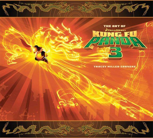 The Art of Kung fu Panda 3 | Art Book