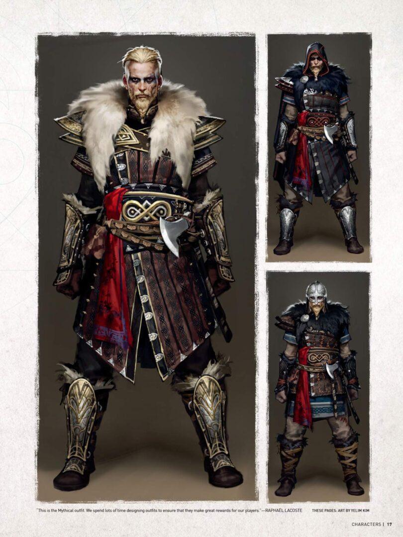 El arte de Assassin's Creed: Valhalla | Artbook