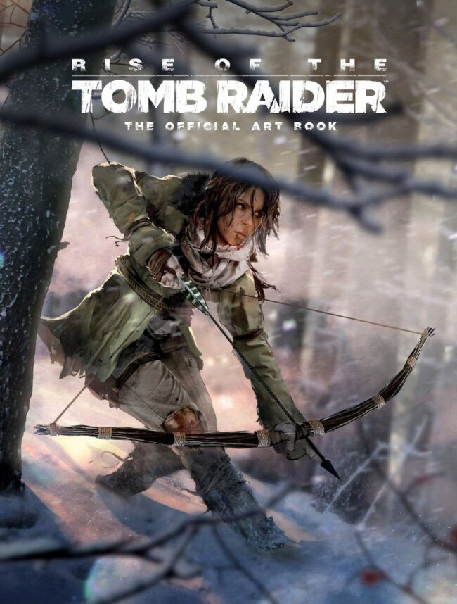 Art Book | Rise of the Tomb Raider