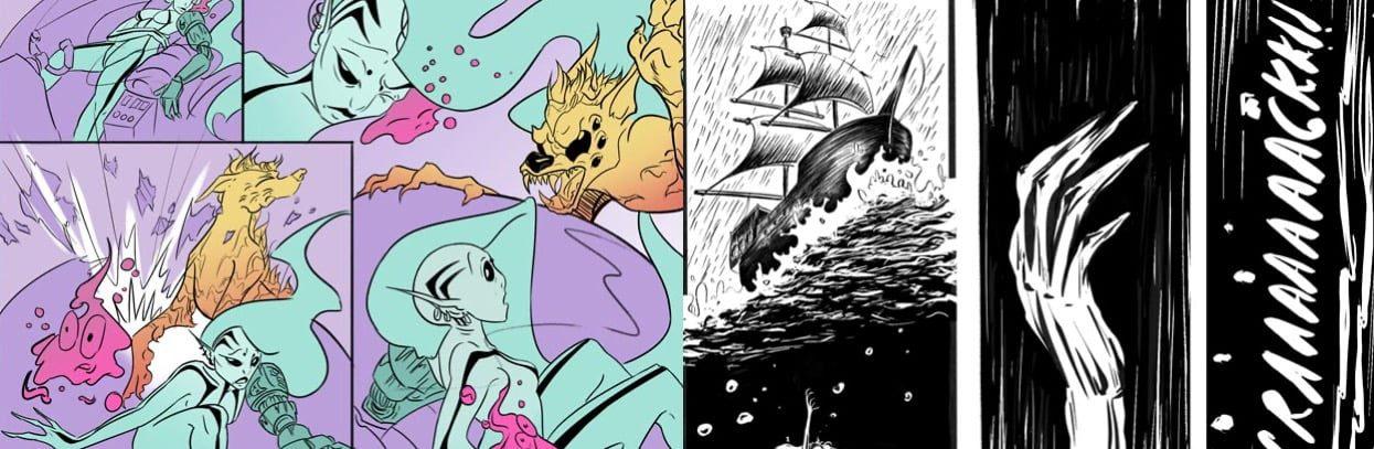 Curso online de Dibujo para Cómic