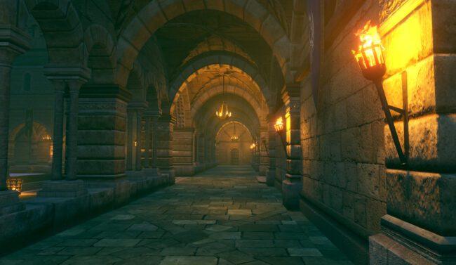 creación 3d de un videojuego